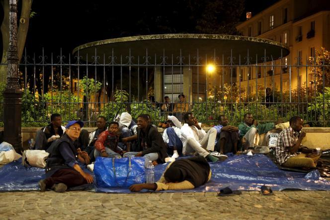 Les réfugiés érythréens constituent la seconde population après les Syriens à se lancer dans la périlleuse traversée de la Méditerranée.