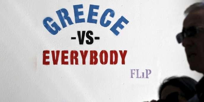 Les négociations entre la Grèce et ses créanciers portent sur une aide de 7,2 milliards d'euros.