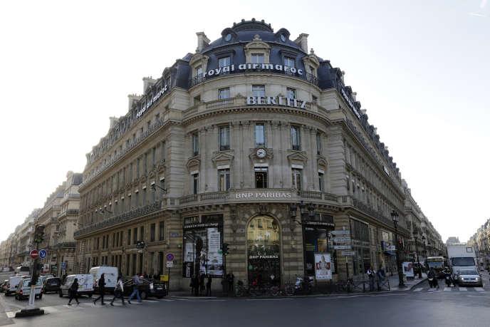 BNP Paribas, dont les salles de marché parisiennes se situent à un jet de pierre du Palais Garnier, a ainsi porté sur les fonts baptismaux Opera Trading Capital.