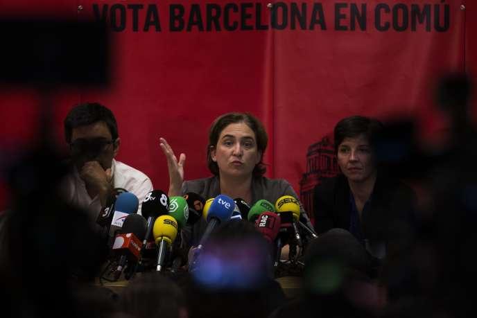 La victoire de la militante Ada Colau à la mairie de Barcelone, élue le 24 mai a rendu certains secteurs économiques nerveux.
