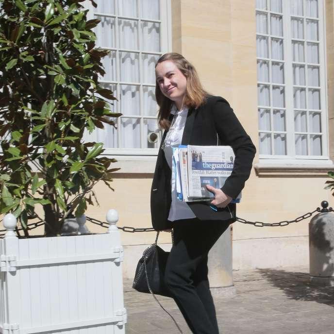 A terme, Axelle Lemaire, secrétaire d'Etat au numérique souhaiterait la création d'un « Etat plate-forme ».