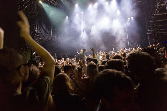 Le jeudi 4 juin, près de 8000 festivaliers se sont rendus au bois de Vincennes pour les trois concerts d'ouverture du Weather Festival.