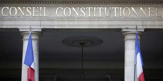 Le Conseil constitutionnel (photo d'illustration).