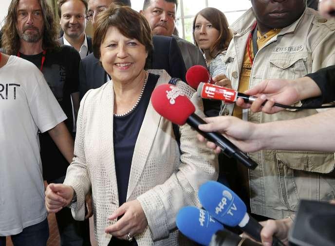 En août 2014, Martine Aubry, la maire de Lille avait réclamé que sa ville puisse, au même titre que Paris, bénéficier de l'encadrement des loyers.