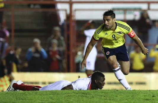 Le Colombien Radamel Falcao revient sur le Rocher après deux saisons compliquées en Angleterre.