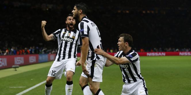 Morata a égalisé pour la Juve mais son équipe a perdu face au Barça (3-1).