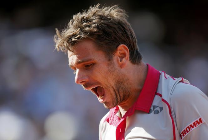 Le Suisse remporte son deuxième tournoi de Grand Chelem, après celui d'Australie en janvier 2014.