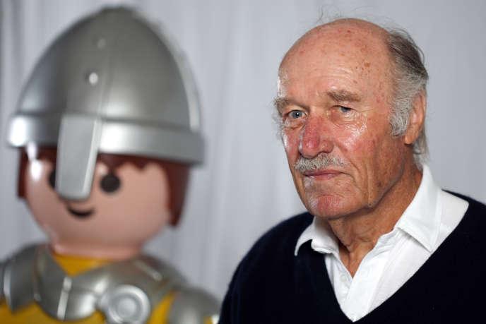 Horst Brandstätter (1933-2015) en 2010.