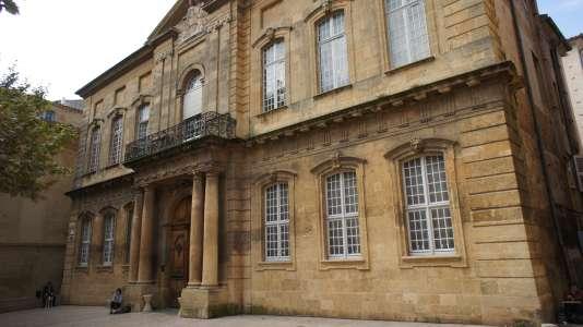 Sciences Po à Aix-en-Provence (Bouches-du-Rhône)