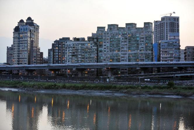 Taipei, en août 2012.