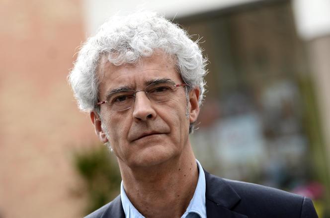 Philippe Cafiero, DRH à la Croix-Rouge.