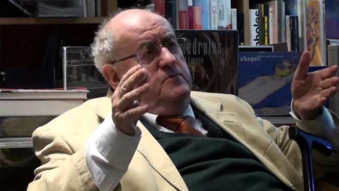 Jean Gruault en mai 2011.