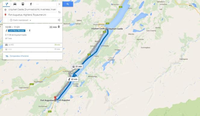 En contrôlant un outil cartographique, Google peut à la fois connaître tous les déplacements des individus et leur faire des propositions de consommation qui sont financées par la publicité.