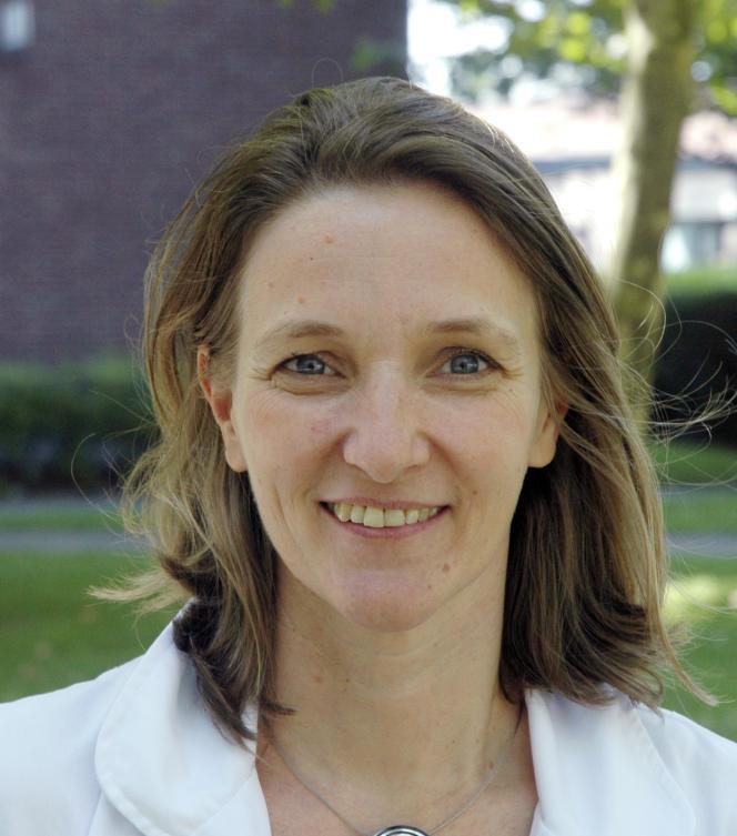 La docteur Isabelle Demeestere, gynécologue à l'hôpital Erasme de Bruxelles.