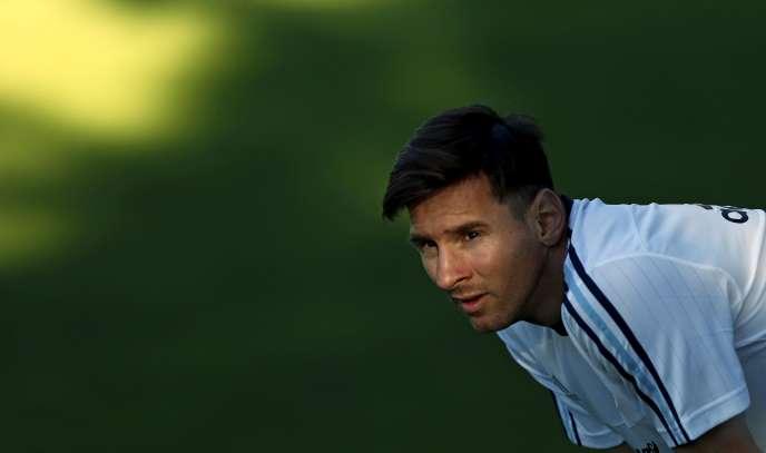 Lionel Messi se prépare à disputer la Copa America avec l'Argentine qui vise un 15etitre.
