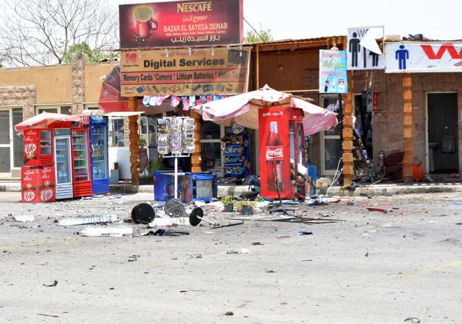 Un kamikaze s'est fait exploser mercredi 10 juin sur le parking du temple de Karnak, à Louxor, selon des sources de sécurité. Plusieurs personnes ont été blessées.