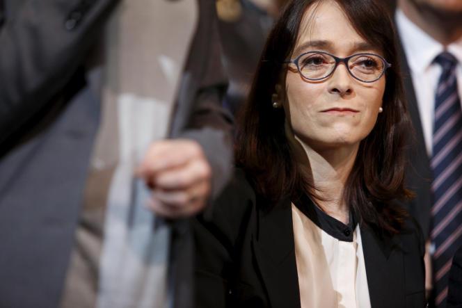Delphine Ernotte-Cunci, directrice exécutive d'Orange, a été nommée par le CSA à la tête de France Télévisions le 23 avril.