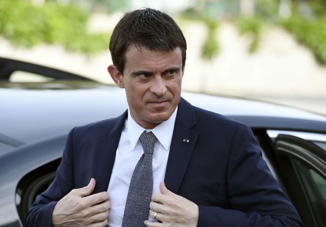 Le premier ministre, Manuel Valls, est sous le feu des critiques depuis son voyage à Berlin, samedi soir, pour assister à la finale de la Ligue des champions.