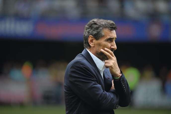 Mohed Altrad,Le président du club de rugby de Montpellier.