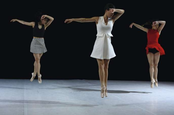 La pièce«Y Olé !» de José Montalvo, à la Fabrique des arts de Malakoff, le 6 juin 2015.