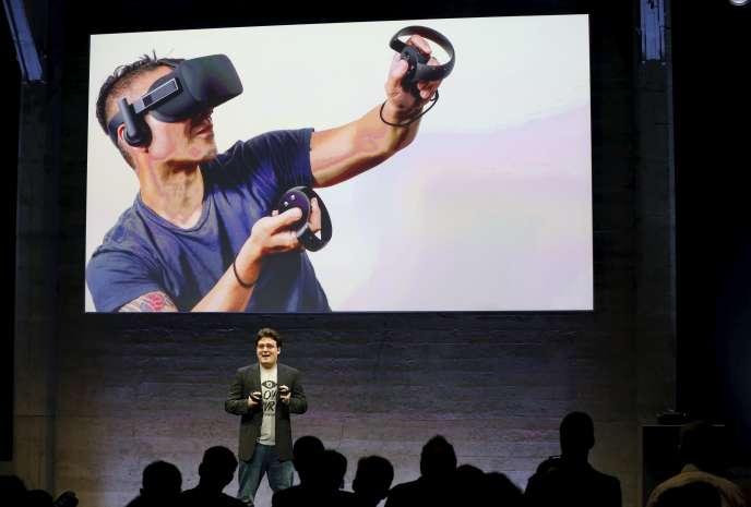 Palmer Luckey, fondateur d'Oculus, reconnaît une