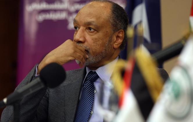 Mohamed Ben Hammam en 2011.