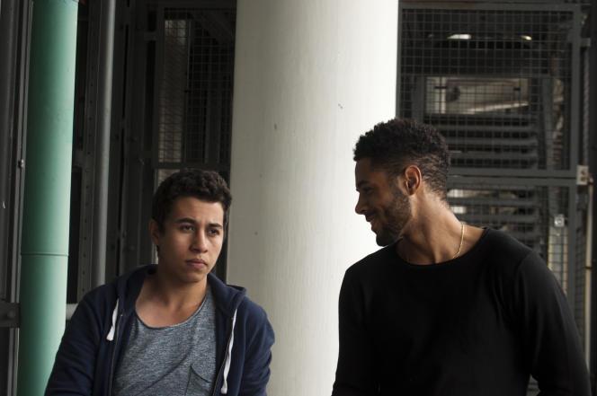 Franck et Abdelkader.