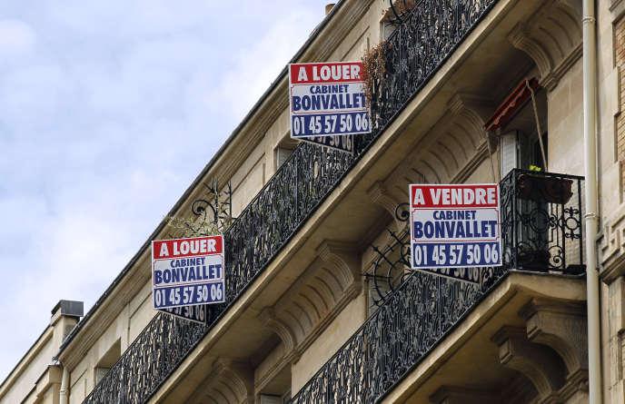 A compter du 1eraoût, tout bail conclu dans la capitale ne pourra pas dépasser un prix par mètre carré correspondant à un loyer médian majoré de 20%
