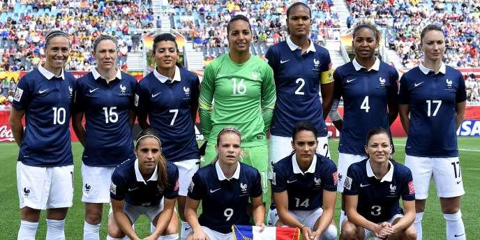 Les Françaises joueront un match décisif mercredi soir face au Mexique lors de la Coupe du monde au Canada.
