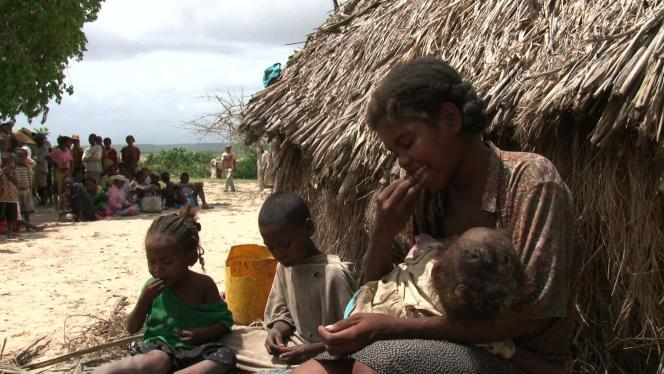 Pénurie alimentaire dans le grand sud de Madagascar.