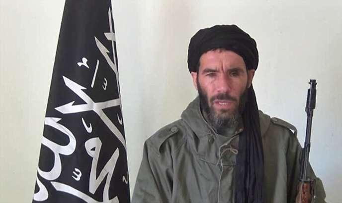 Mokhtar Belmokhtar sur une image datée du 17 janvier 2013.
