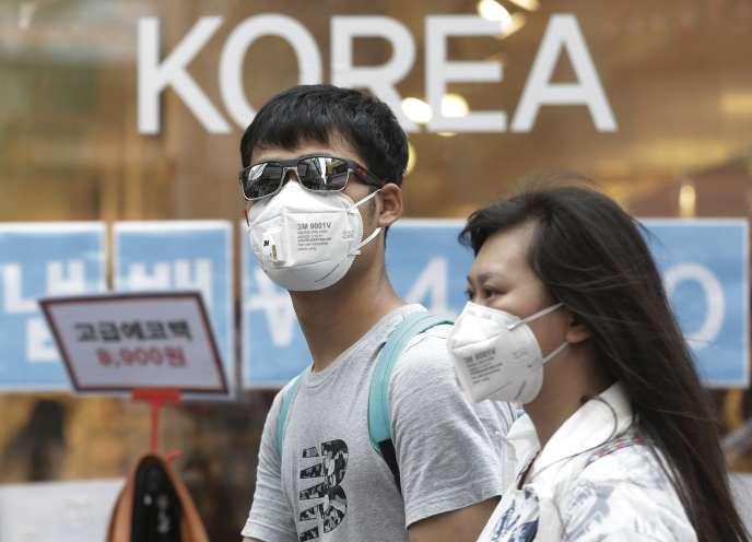 Le MERS coronavirus a déjà tué 19 personnes en Corée du Sud depuis le 20 mai 2015.