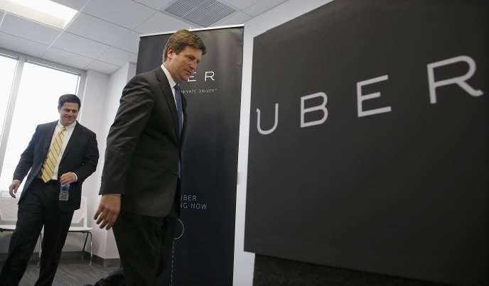 Bureaux Uber : La stratégie de hors la loi de uber