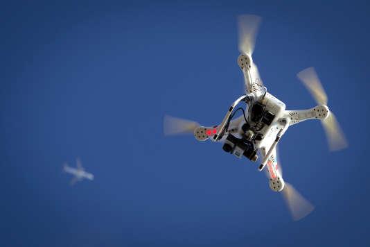 drone parrot vente du diable