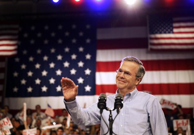 Jeb Bush a officiellement déclaré sa candidature à l'investiture républicaine pour une élection présidentielle.
