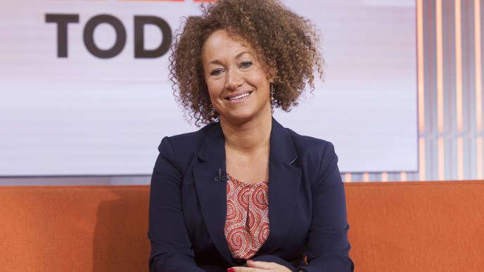 Rachel Dolezal sur NBC News, le 16 juin.