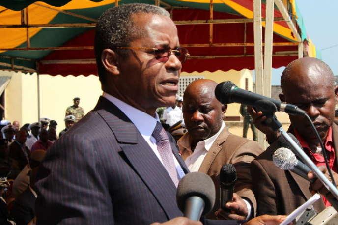 Jean-Dominique Okemba.