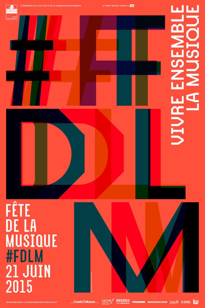 L'édition 2015 de la Fête de la musique se déroule le dimanche 21 juin.