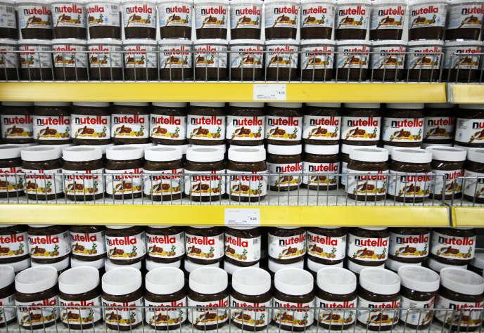 Ferrero, le fabricant de Nutella,  dit veiller à la traçabilité de ses matières premières.