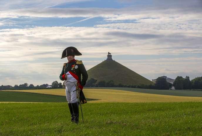 A Waterloo, le 17 juin.