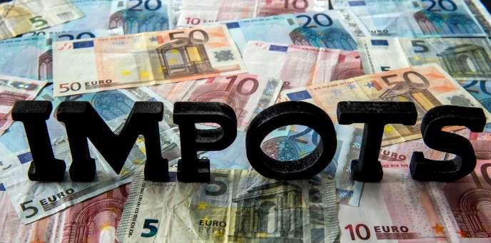 «5,5milliards d'euros seront versés aux contribuables bénéficiant de crédits ou deréductions d'impôts, sur la base des déclarations 2018.»