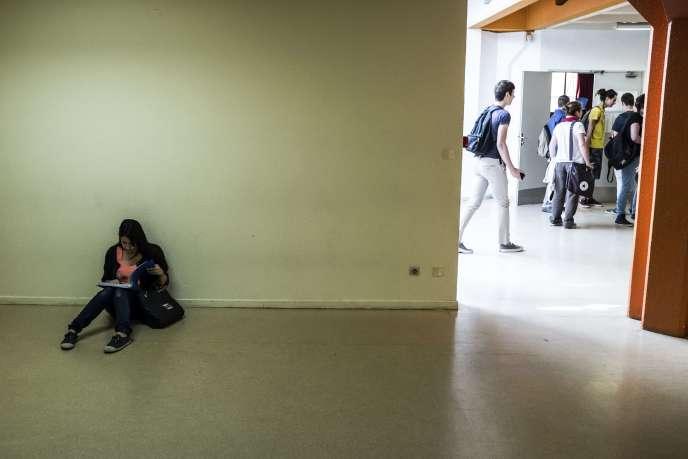 Sur les 617 000 bacheliers encore plusieurs centaines se trouvent sans affectation universitaire