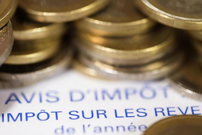Le gouvernement souhaite mettre en place le prélèvement à la source pour l'impôt sur le revenu.