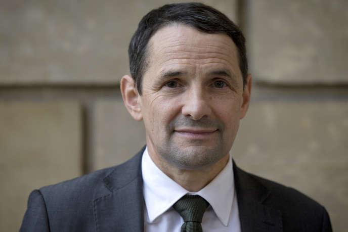 Thierry Mandon, le 15 janvier.