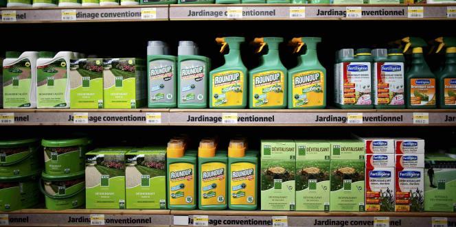 Le glyphosate est l'herbicide le plus utilisé au monde et principe actif du Roundup de Monsanto.