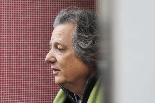 Pierre Haski le 21 novembre 2010 à Paris.