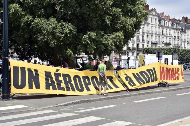 Le tribunal administratif de Nantes a rejeté, le 17 juillet, les 17 recours des opposants au projet de l'aéroport.
