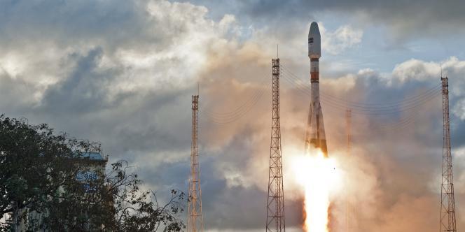 Arianespace procédera à 21 lancements de Soyouz à partir du Centre spatial guyanais (CSG) et de Baïkonour (Russie) ainsi que d'autres sites de lancement russes