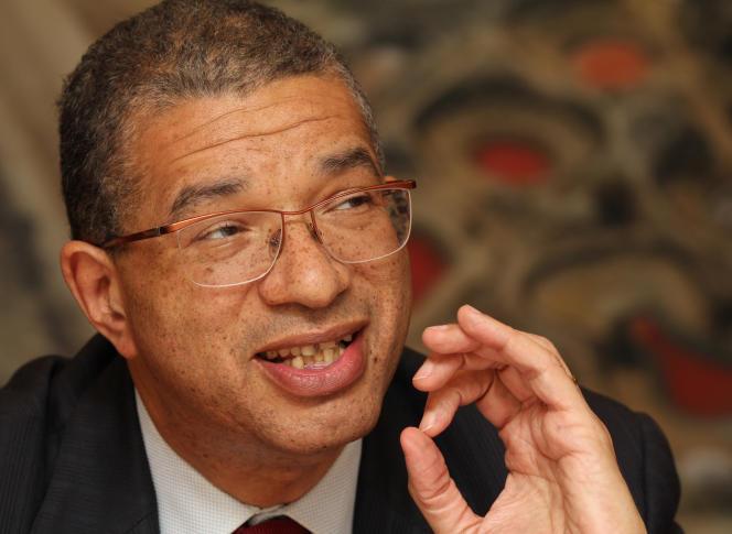 Lionel Zinsou, président de PAI partners, a été nommé premier ministre du Bénin le 18 juin 2015. Ici, à Londres, en 2011.