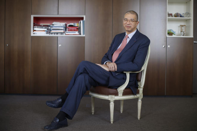 Lionel Zinsou, qui dirigeait depuis 2009 le plus important fond d'investissement français, vient d'être nommé premier ministre du Bénin.